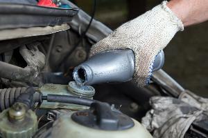 Engine Fluids Safety